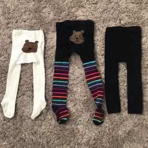Other - 3 pairs of Kids leggings